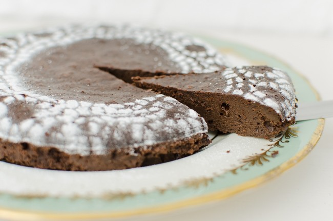 chocolate tart (2 of 3)