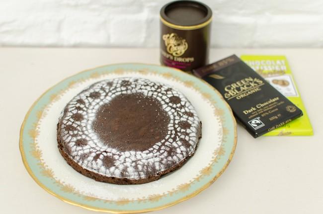 chocolate tart (1 of 3)