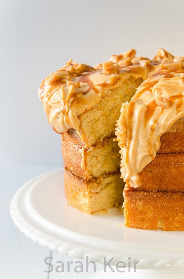 caramel cake-2