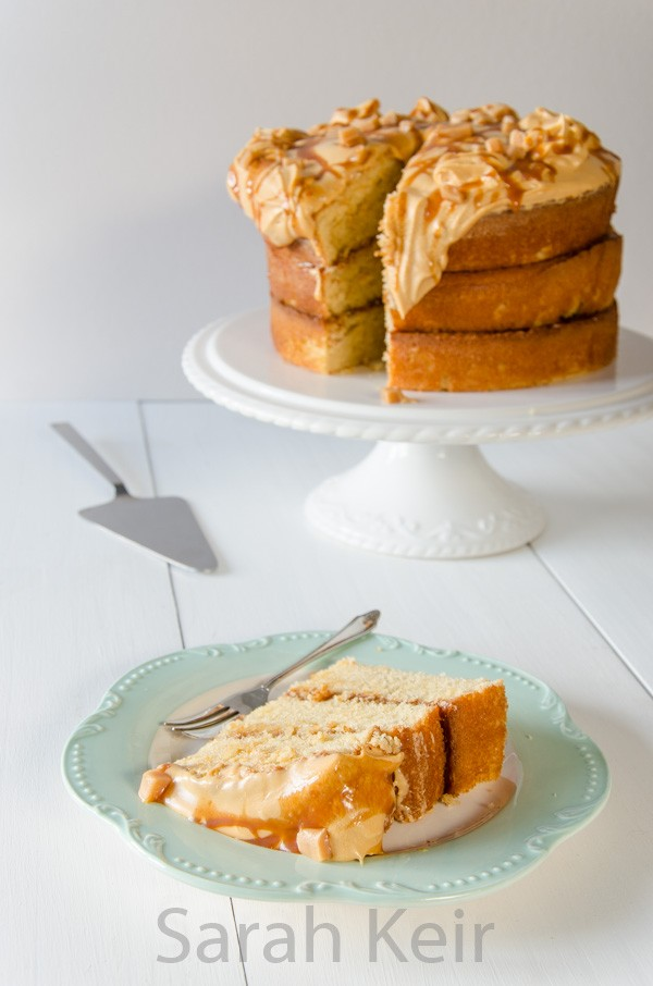 caramel cake-3