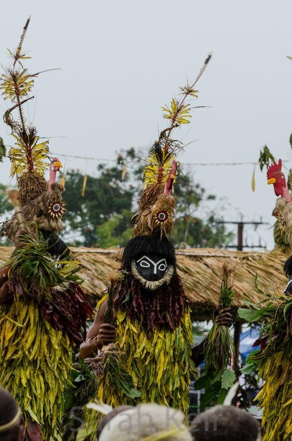 Warwagira Mask Festival, Kokopo